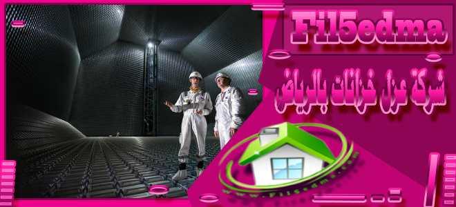 شركة تنظيف خزانات المياه بالرياض Riyadh Water Tanks Cleaning Company