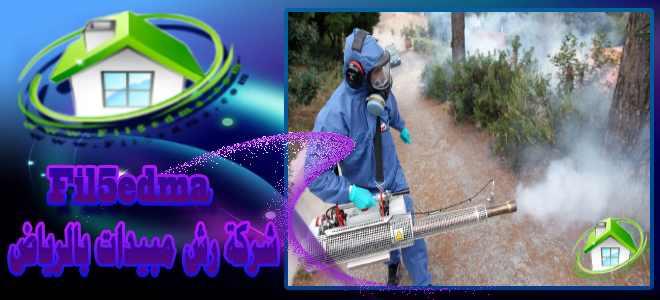 شركة رش مبيدات بالرياض Spraying pesticides company in Riyadh