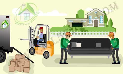 شركة نقل اثاث بالرياض Furniture transfer company in Riyadh