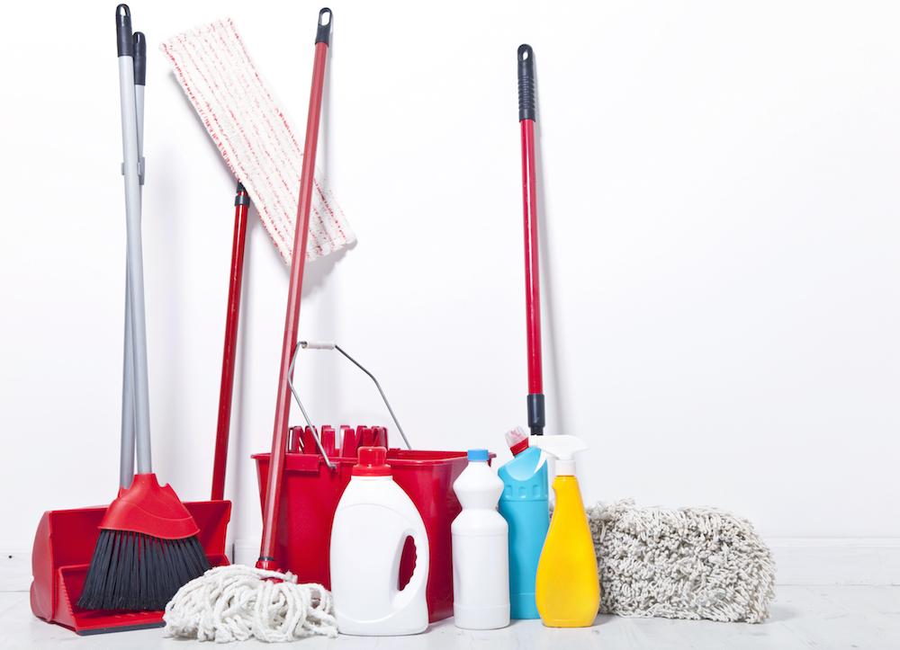 منزل نظيف